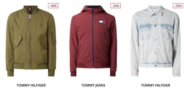 Jacken Sale mit bis 56% + 25% Extra Rabatt   z.B. BOSS, Wellensteyn, Jack Wolfskin oder Hilfiger