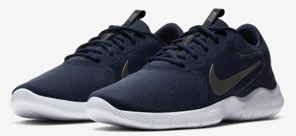 Nike Herren Laufschuh Flex Experience Run 9 in Obsidian für 36,73€ (statt 61€)