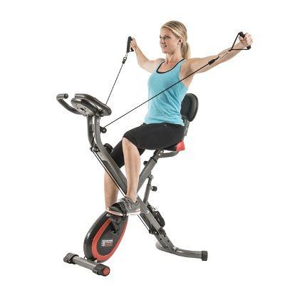 Motive Fitness by U.N.O. Multi Function X Bike mit Seilzug für Arm  und Beintraining für 115,59€ (statt 184€)
