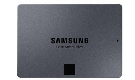 Samsung 870 QVO Interne SATA SSD 2TB für 156,69€ (statt 189€)