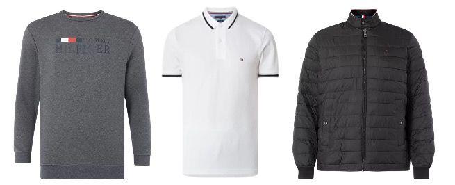 Tommy Hilfiger Sale auch Big&Tall mit 30% Extra Rabatt   z.B. T Shirt aus Bio Baumwolle für 20,99€ (statt 40€)