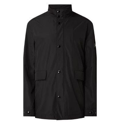Pierre Cardin Funktionsjacke wasserabweisend in Schwarz oder Blau für 54,99€ (statt 100€)