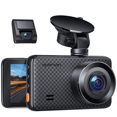 FREDI 4K Action Cam inkl. viel Zubehör für 29,99€ (statt 53€)