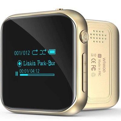 Mini Bluetooth MP3 Player mit FM Radio und 8GB Speicher für 12€ (statt 30€)