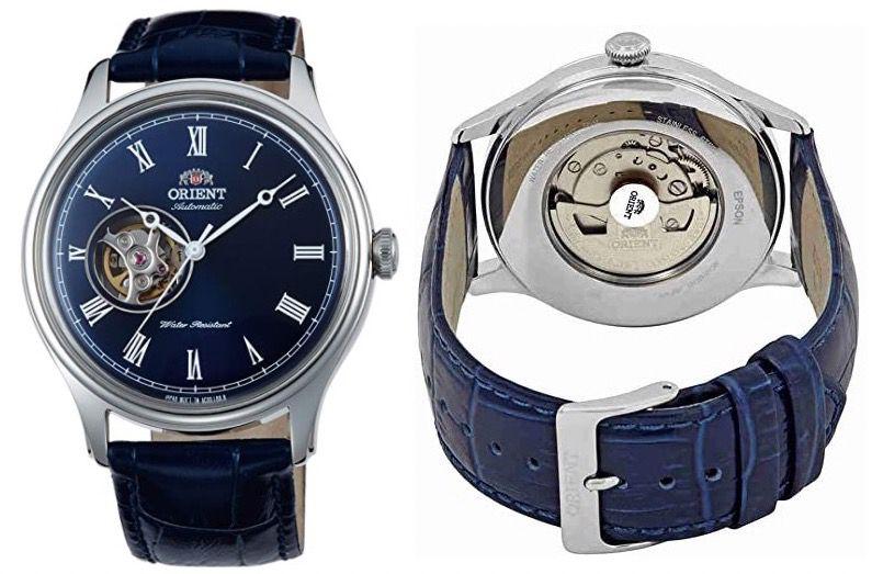 Orient FAG00004D0 Automatik Uhr in 43 mm mit Leder Armband für 122,23€ (statt 192€)