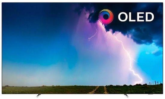 Philips 55OLED754   55 Zoll OLED Fernseher mit 3 seitigem Ambilight ab 931,49€ (statt 1.135€) + 5 Blu ray Filme gratis