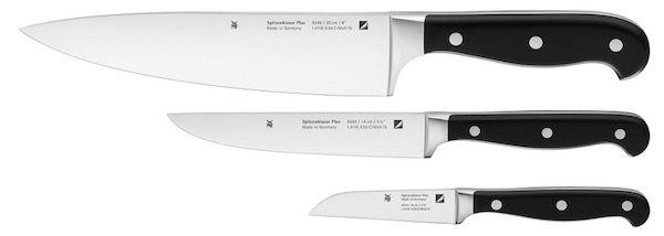 WMF Perfomance Cut Messer Set 3 teilig für 63,99€ (statt 100€)