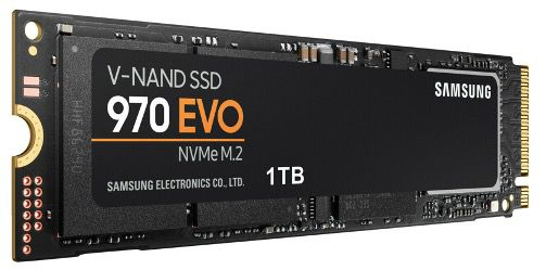 Samsung 970 Evo NVMe SSD mit 1TB ab 104,99€ (statt 128€)