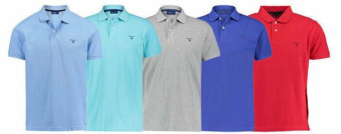 GANT The Summer Pique Poloshirts für je 34,90€ (statt 45€)