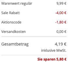 Montego T Shirts aus Baumwolle in diversen Varianten ab 4,19€ (statt 10€)   Polo Shirts ab 6,99€