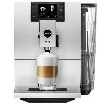 Jura ENA 8 Metropolitan Black Kaffeevollautomat für 803,86€ (statt 896€)