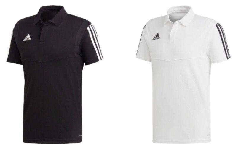 adidas Tiro 19 Poloshirt in 4 Farben für je 15,96€ (statt 21€)