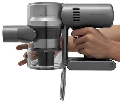 Dreame V11 Akku Handstaubsauger + Xiaomi Oclean X Schallzahnbürste für 270,58€ (statt 319€)   aus DE