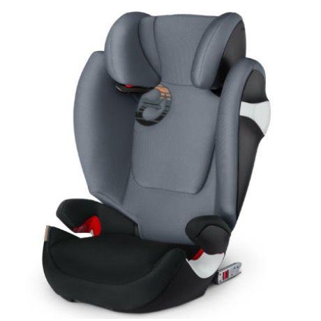 cybex Solution M-fix Kindersitz (3 bis 12 Jahre) in einigen Farben für 134,99€ (statt 150€)