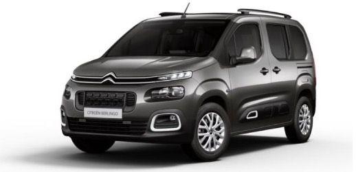 Gewerbe: Citroën Kleinbus Berlingo M Puretech 130 inkl. Wartung & Verschleiß für 120,21€ brutto   LF 0,52
