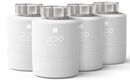 4er Pack tado V3+ Thermostate für 179,90€ (statt 224€)