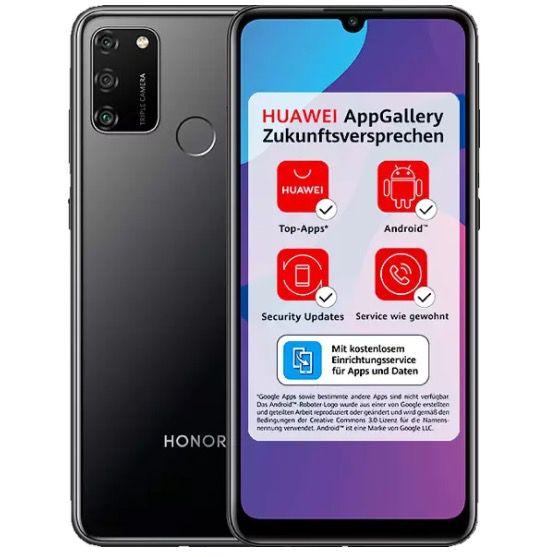 Honor 9A   6,3 Zoll Smartphone 64GB für 85,49€ (statt 125€)
