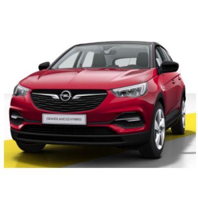 Gewerbe: Opel Grandland X Edition Plug-in-Hybrid mit 224PS für 101,15€ mtl. – LF 0,29