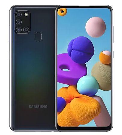 Samsung Galaxy A21s mit 128GB für 170€ (statt 219€)