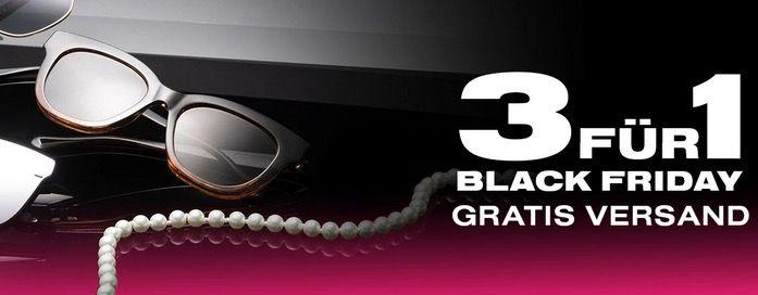BlackFreitag: Hawkers Sonnenbrillen: 3für1 Aktion   3 kaufen nur 1 bezahlen + keine VSK