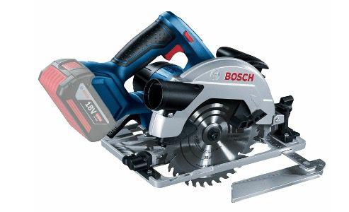 Bosch Professional 18V System Akku Kreissäge GKS 18V 57G Solo für 119€ (statt 139€)
