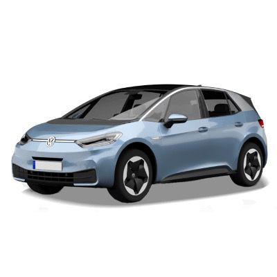 Privat: Volkswagen ID.3 Pure Performance mit 150PS für 167€ brutto mtl. – LF 0,56