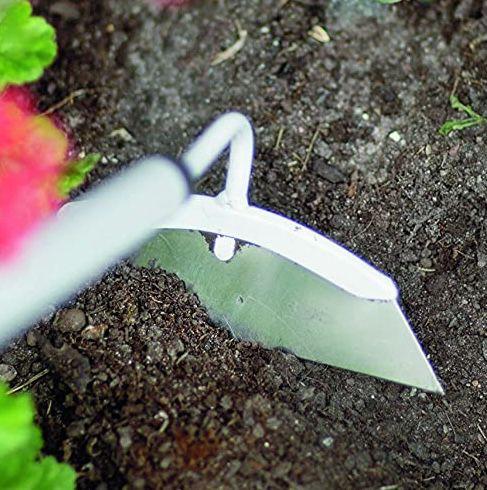 2 x Fiskars Hoe Ligth Series Hacke weiß Garten-Hacke für 28,99€ (statt 39€)