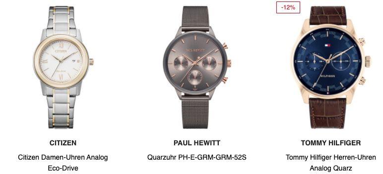 Valmano Uhren Bestseller Sale + 20% Extra Rabatt   z.B. Tommy Hilfiger Blake für 121€ (statt 147€)