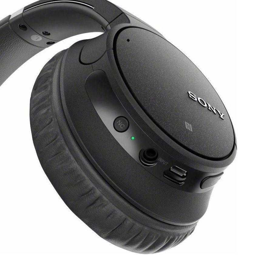 SONY WH CH 700N Over ear Kopfhörer in Schwarz ab 51€ (statt 75€)