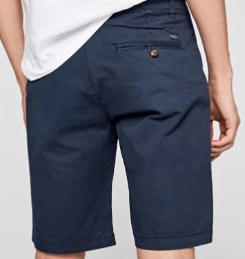 Pepe Jeans Mc Queen Herren Regular Chino Shorts für 20,76€ (statt 32€)