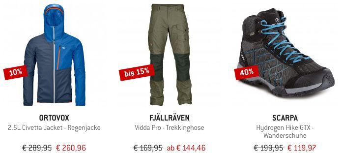 Bergfreunde Summer Sale mit bis 30% Rabatt + 10% Extra Rabatt   z.B. Osprey Daylite 13 Daypack für 40,72€ (statt 49€)