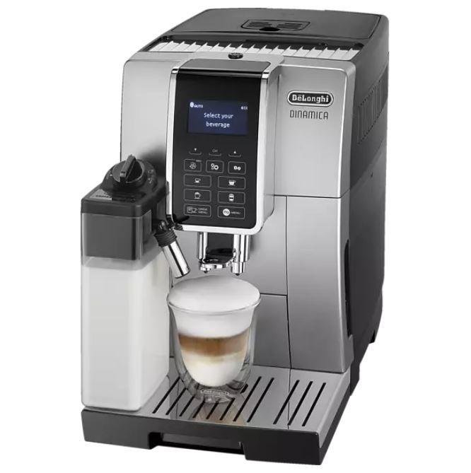 DELONGHI Dinamica ECAM 352.55.SB Kaffeevollautomat für 468,15€ (statt 627€)