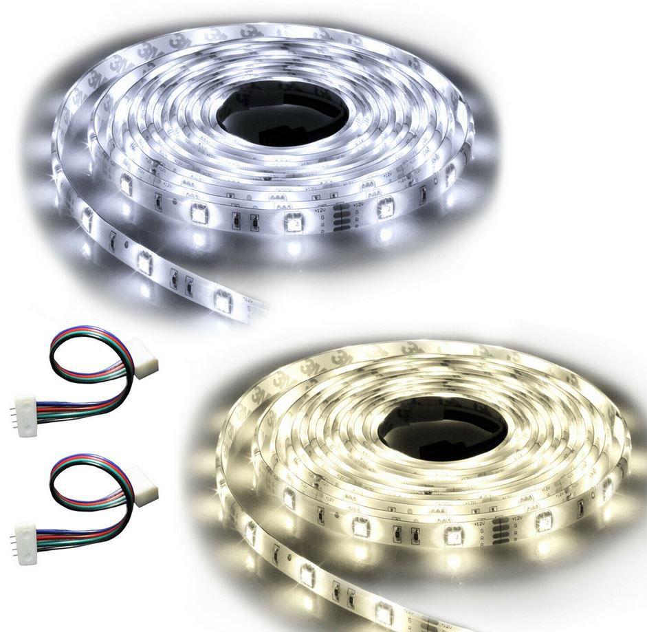 NINETEC Flash30   5m LED Strip (IP20 o. 65) für 7,77€ (statt ca. 10€)