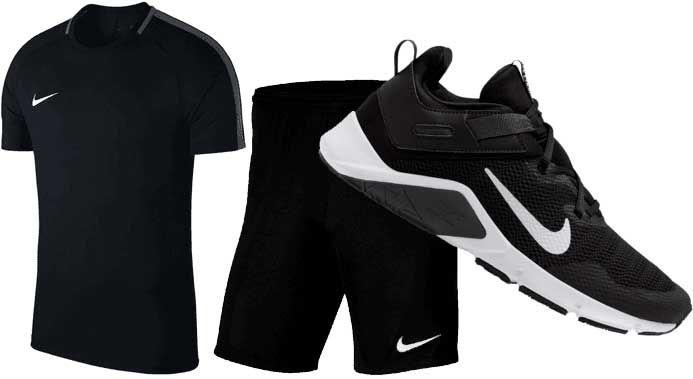 Nike Trainingsset 3 teilig inkl. Nike Legend Essential Schuhe für 59,95€ (statt 71€)