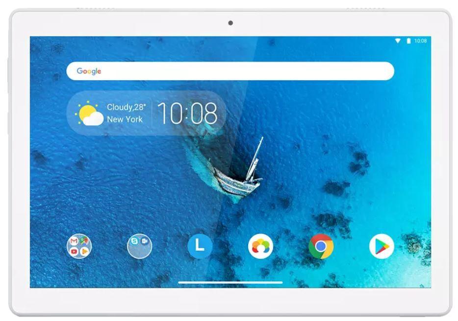 Saturn Lenovo Marken Tage: LENOVO Tab M10 HD Tablet 32 GB 10,1 Zoll ab 106€ (statt 136€)
