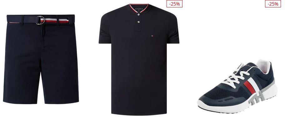 Tommy Hilfiger Sale bis 60% Rabatt + 15% Extra Rabatt automatisch im Warenkorb