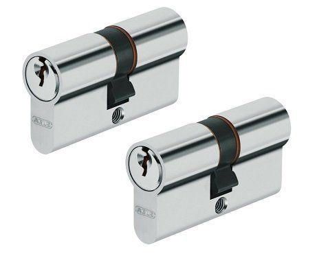 2x ABUS C83N Profilzylinder inkl. je 3 Schlüssel  für 14,99€ (statt bis zu 80€)