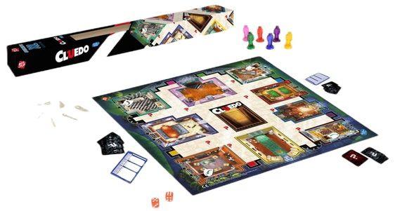 Monopoly Junior oder Cluedo XL Spielmatten für je 8,80€ oder beide für 13,70€