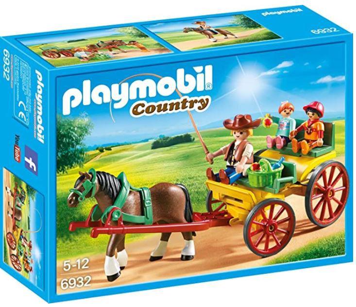 Playmobil 6932 Pferdekutsche für 8,99€ (statt 15€)   Prime