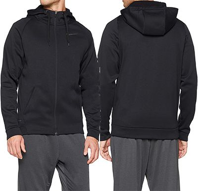 Nike Dri FIT Therma Full Zip Training Hoodie für 25,10€ (statt 49€)