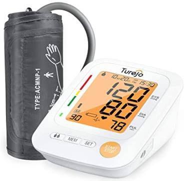 Oberarm Blutdruckmessgerät für bis zu 180 Messwerte für 19,99€ (statt 34€)