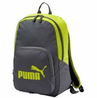 Puma Rucksack Phase in Grau für 11,45€ (statt 18€)