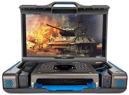 Gaems Guardian Pro XP Gamingkoffer mit 24 Zoll QHD Monitor für 507,95€ (statt 682€)