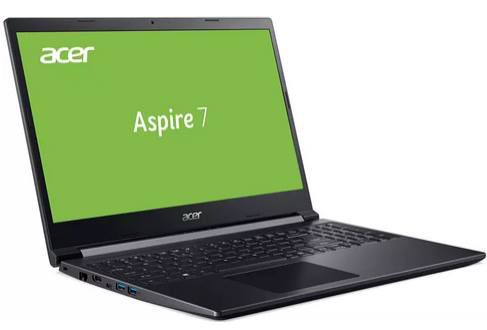 Abgelaufen! Acer Aspire 7   15,6 Notebook (Ryzen 5, 8GB , 512GB, GTX 1650) für 571,11€ (statt 679€)