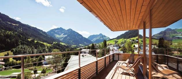 2 ÜN in Voralberg in 5* Hotel inkl. Frühstück, Wellness, Minibar & mehr ab 199€ p.P.