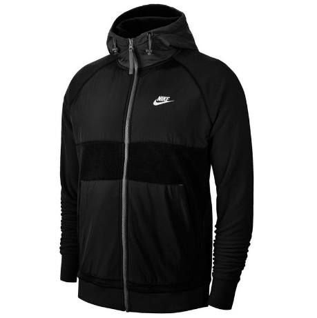 Nike Hooded Full Zip Fleece Jacke für 30,35€ (statt 46€)