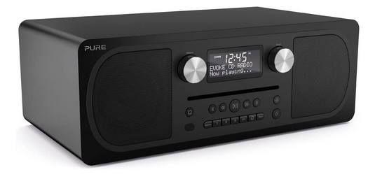 PURE Evoke C D6 BT Digitalradiomit DAB/DAB+ & UKW für 155,90€ (statt 240€)