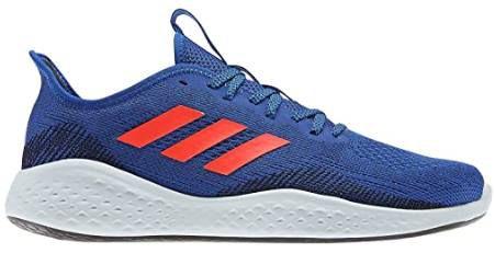 adidas Laufschuh Fluidflow in Blau/Orange für 35,95€ (statt 64€)