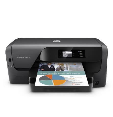 HP OfficeJet Pro 8210 Tintenstrahldrucker für  89€ (109€)