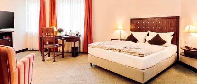 2 ÜN in Lutherstadt Wittenberg in 4* Hotel inkl. Frühstück & Dinner ab 69€ p.P.